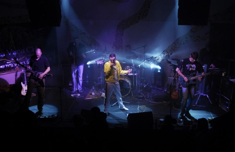 Pilsen Queen Tribute Band - Queen revival