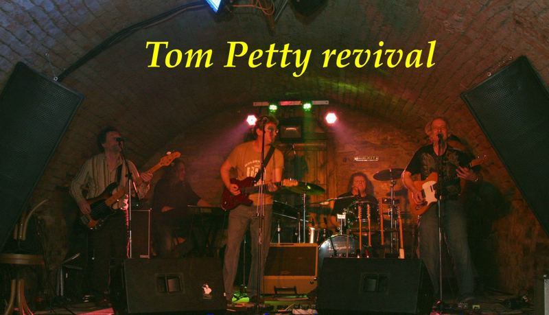 TOM PETTY 52 - Tom Petty revival
